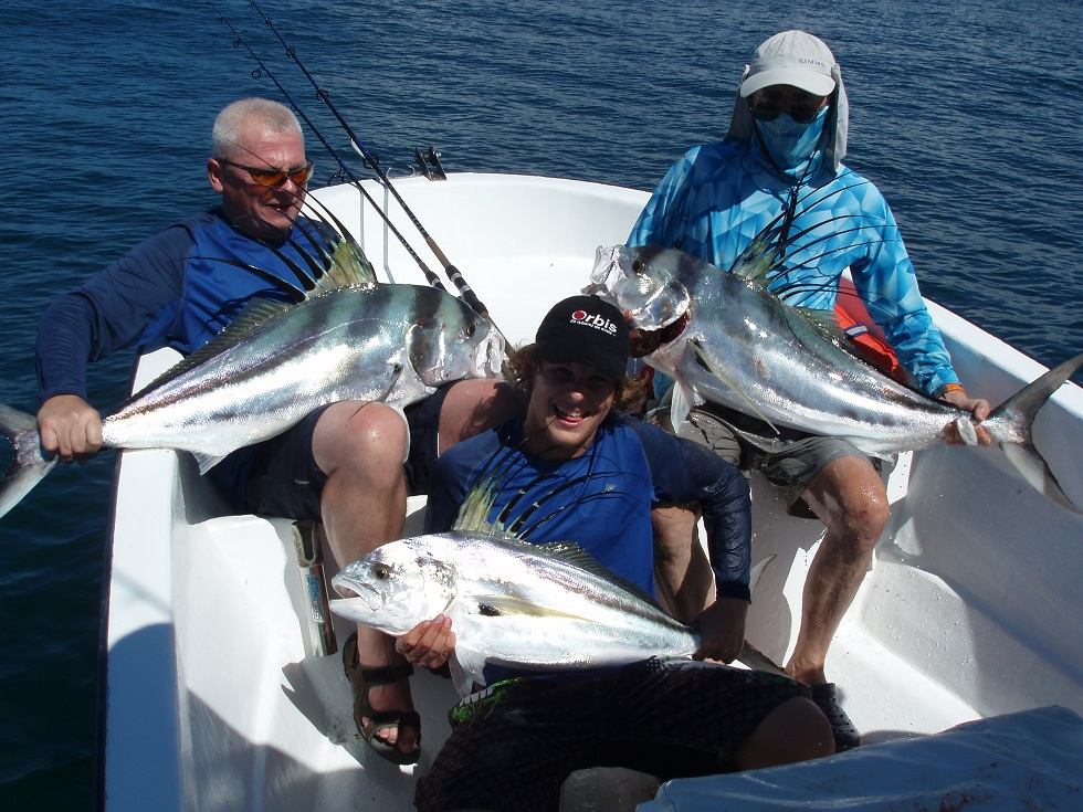Za dravými rybami do tropické Kostariky