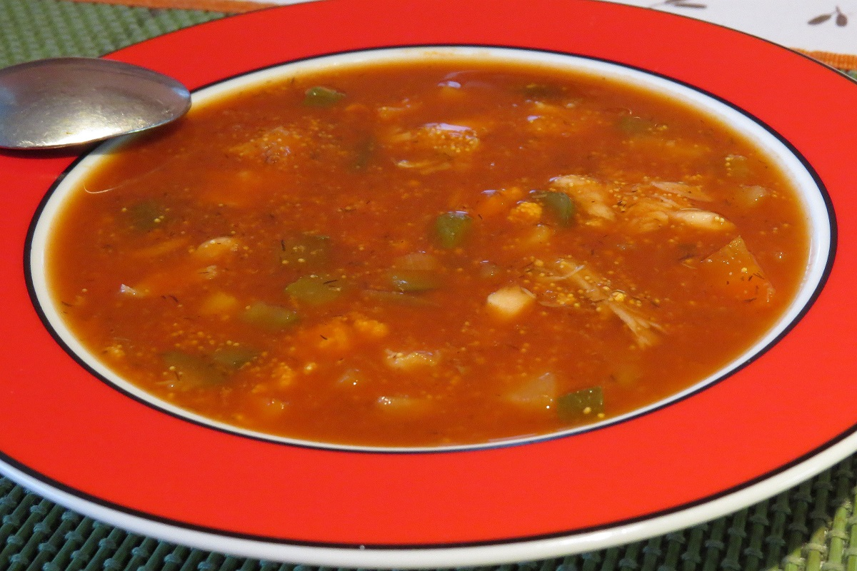 Ucha, tradiční ruská rybí polévka