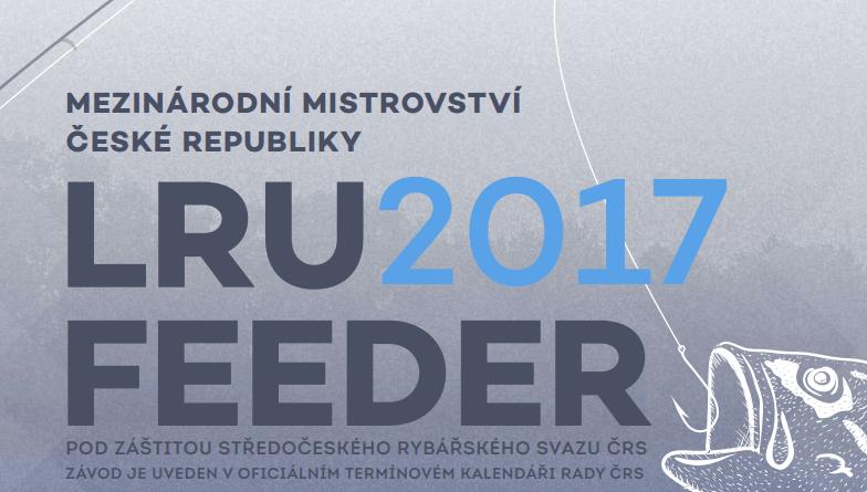 Výsledky Mistrovství ČR v LRU Feeder 2017