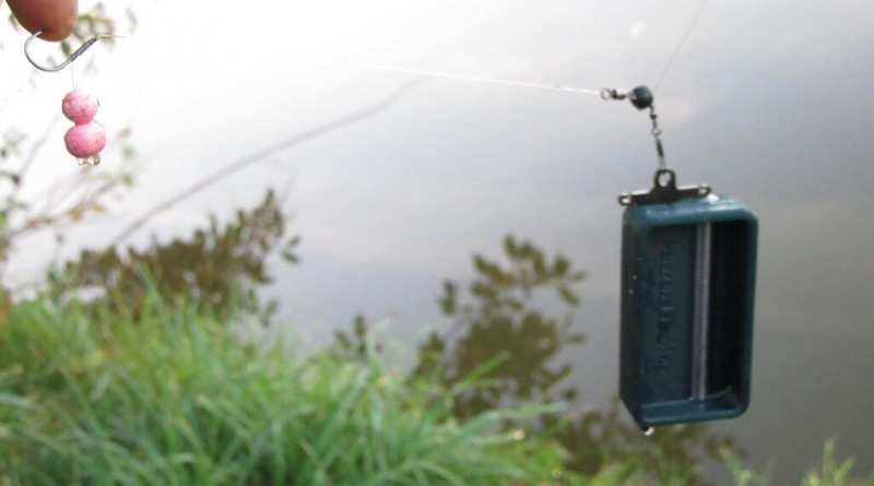 Novinka: česká krmítka Eco Method Feeder od Patron Fishing