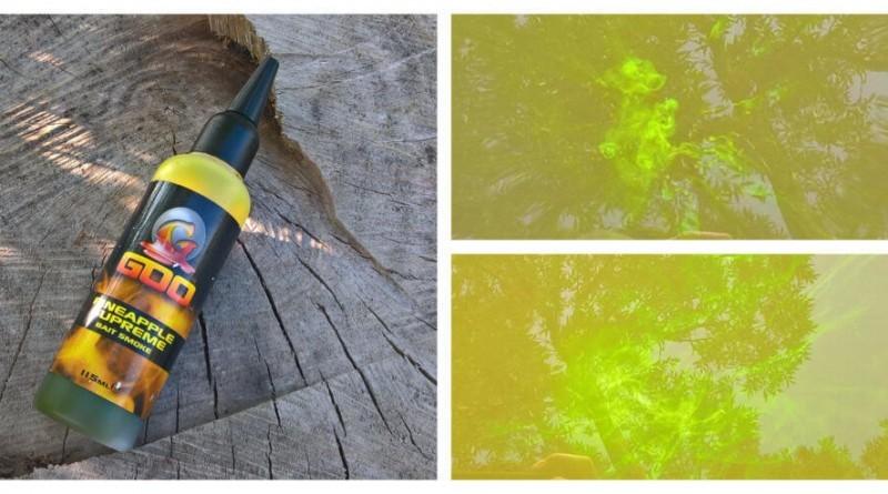 Recenze: Dip Korda Goo Power Smoke Pineapple Supreme 115ml