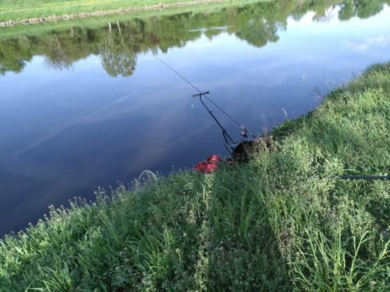 Montáže pro lov s feederem na řekách