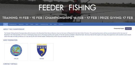 Český feeder tým vybojoval 5. místo na Světových rybářských hrách 2019