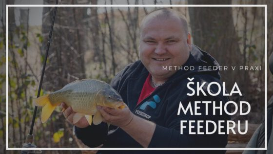 Škola Method Feederu:  Method Feeder V Praxi