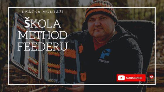 Škola Method Feederu: Ukázka montáží pro method feeder