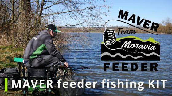 Video: Vše o feederovém setu MAVER feeder fishing KIT