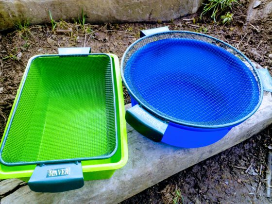 Síto na krmení – užiteční pomocníci na feeder (4. díl)