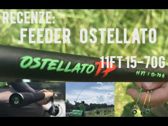 Recenze: Feeder Ostellato 11Ft / 15 -70g