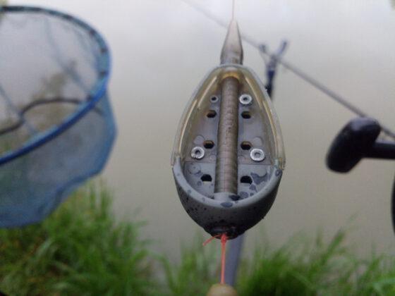 Krmítka Preston Innovations ICS Banjo XR – první dojmy