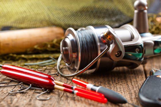 FOR FISHING jako součást veletrhů pro celou rodinu