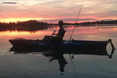 Maďarsko lov Black Bassů Delegyháza 2019