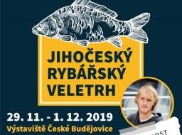 Jihočeský rybářský veletrh 2019