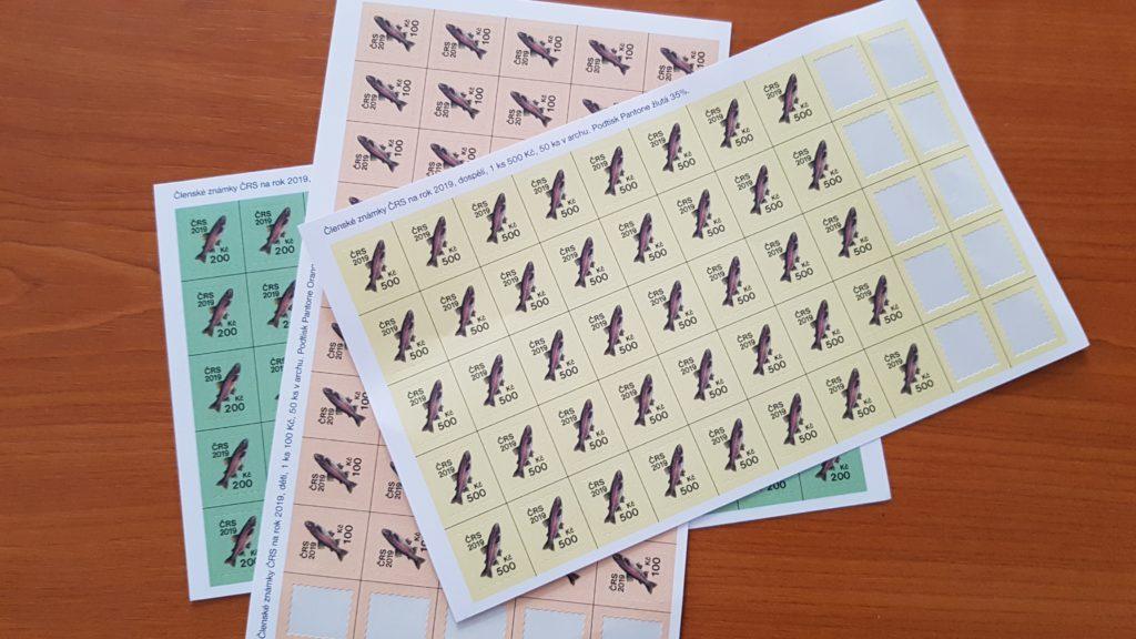 Členská známka