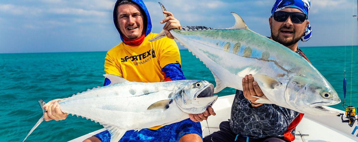 Video: Rybolov v Ománu