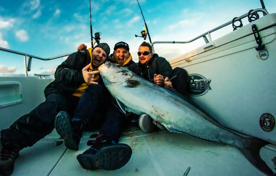 Zimní rybolov v Chorvatsku
