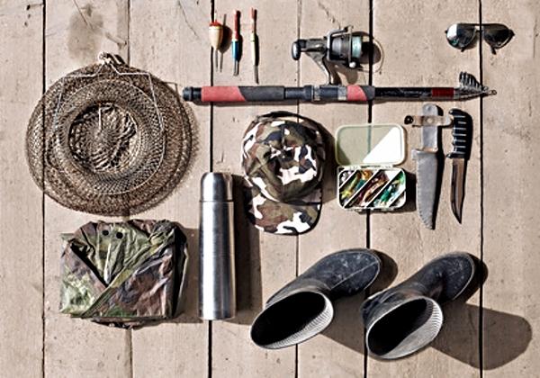 Chodit na rybaření