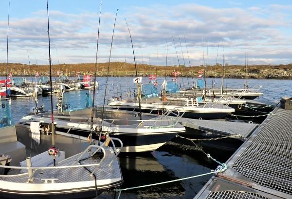 Norsko - bez lodí to nejde!