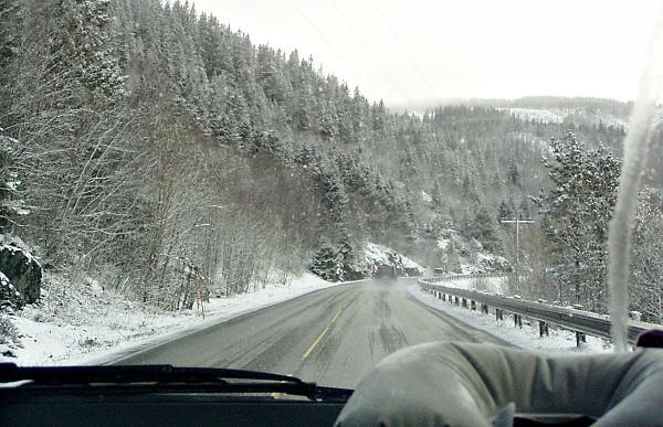 Pokračování cesty po Norsku ...