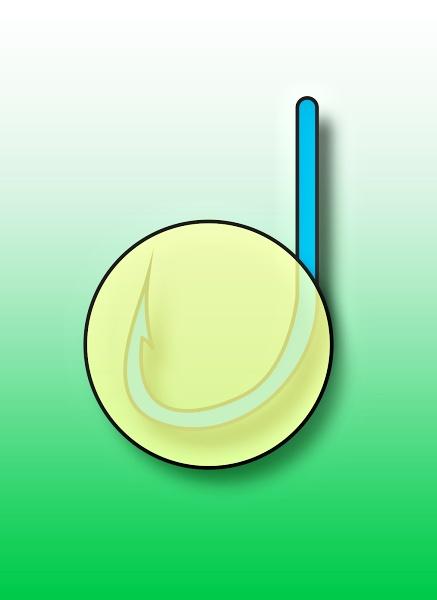 Napařená houska vykrájená kleštěmi - způsob umístění