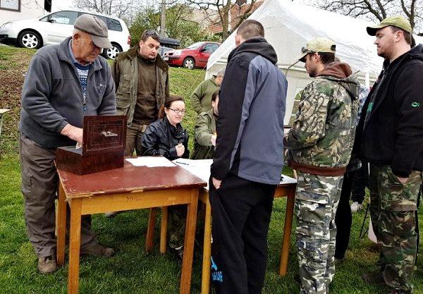 """""""Gulášovky"""" rybářské závody vhodné i pro amatérské rybáře - přihlášení"""