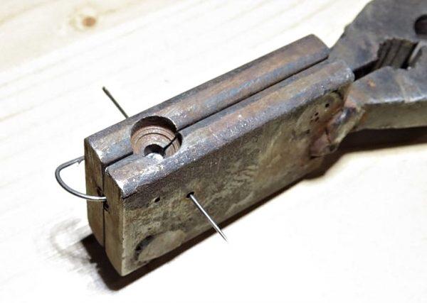 Forma na marmyšky 4g tvar kapka sotvorem - druhé foto