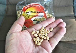 pufovaná-pšenice