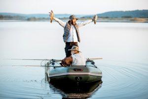 rybář-ilustrační