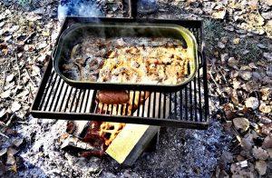 čapíci-vaření